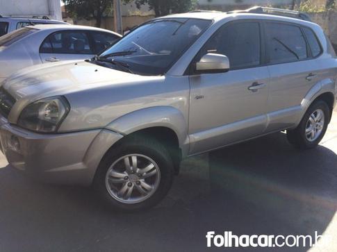 2008 Hyundai Tucson GLS 2.7 V6 24V 4WD (aut.)