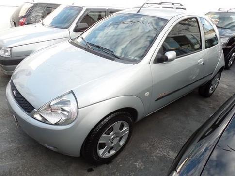 2005 Ford Ka Hatch