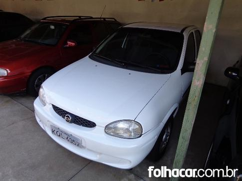 2000 Chevrolet Corsa Sedan Wind 1.0 MPFi