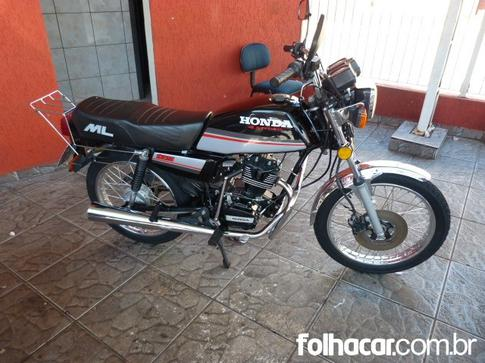 1987 Honda ML 125 Ml 125