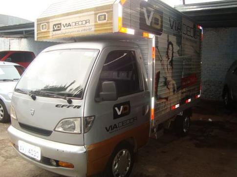 2011 HAFEI TOWNER JR 1.0 PICK-UP CS BAU 8V GASOLINA 2P MANUAL