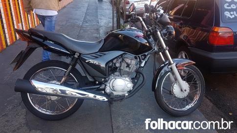2012 Honda CG 150 Cg 150 Fan ESI