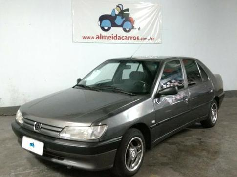 1997 PEUGEOT 306 1.8 I SL SEDAN 16V GASOLINA 4P MANUAL