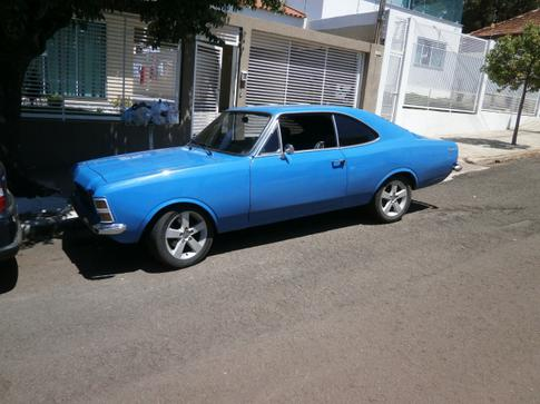 1978 Chevrolet Opala Sedan L 2.5