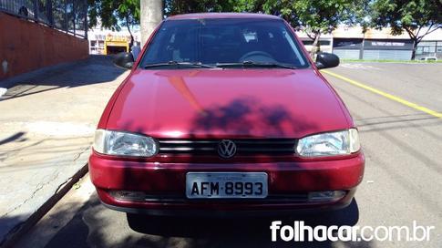 1995 Volkswagen Gol CLi 1.6