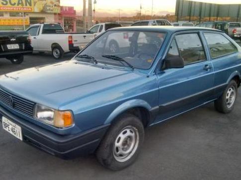 1992 VOLKSWAGEN GOL 1.6 CL 8V GASOLINA 2P MANUAL