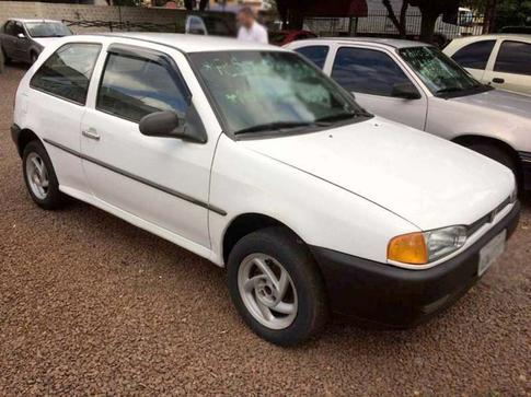 1997 Volkswagen Gol