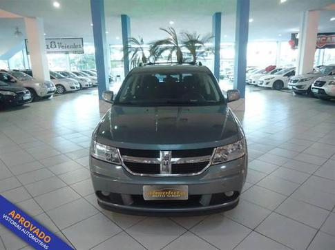 2010 DODGE JOURNEY 2.7 SE V6 24V GASOLINA 4P AUTOMATICO