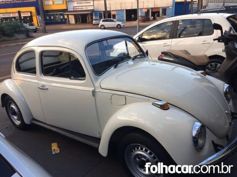 1979 Volkswagen Fusca 1300
