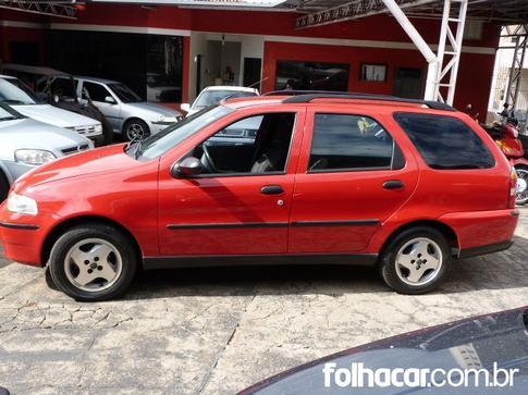 2001 Fiat Palio Weekend ELX 1.0 16V Fire
