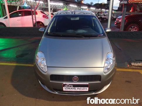 2008 Fiat Punto ELX 1.4 (flex)