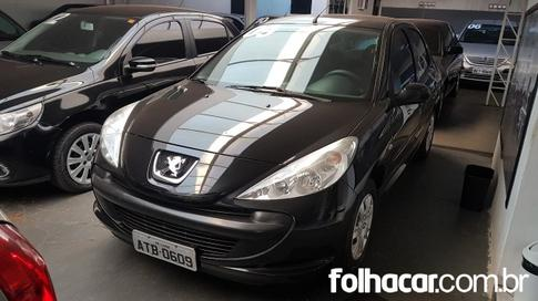 2009 Peugeot 207 Hatch XR 1.4 8V (flex) 4p