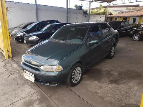 1998 FIAT SIENA 1.6 MPI STILE 16V GASOLINA 4P MANUAL
