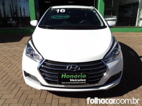 2016 Hyundai HB20S HB20 1.6 S Premium (Aut)