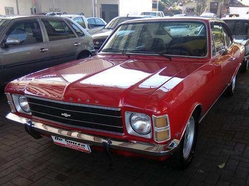 1977 CHEVROLET OPALA 4.1 COMODORO 12V GASOLINA 2P MANUAL