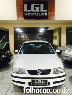 2004 Volkswagen Saveiro City 1.6 8V (Flex)