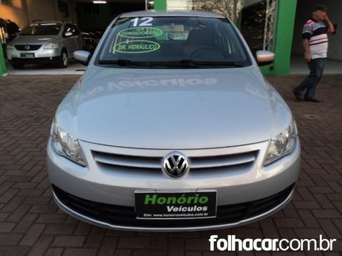 2012 Volkswagen Gol 1.0 (G5) (flex)