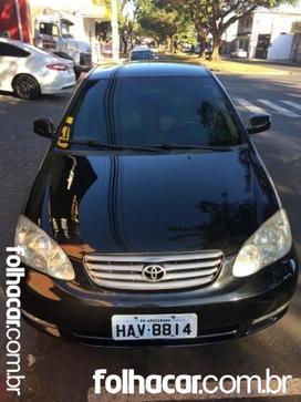 2004 Toyota Corolla Sedan XEi 1.8 16V (nova serie)