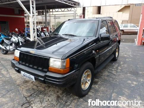 1996 Jeep Grand Cherokee Limited 5.2 V8