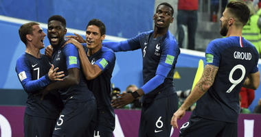 France Advances To Final