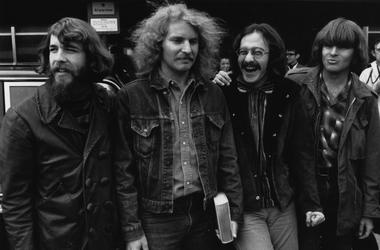 Creedence Clearwater Revival in 1970