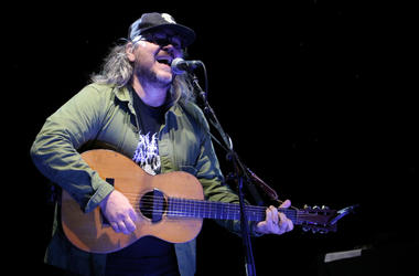 Jeff Tweedy performs onstage at Pitchfork And October Present OctFest 2018