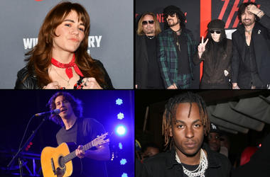New Music Friday: Jenny Lewis, Motley Crue, Dean Lewis, Rich The Kid