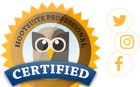 Certified Social Media Professional