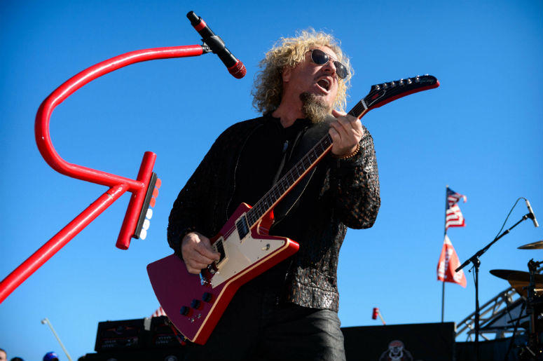 9af43bff1ef SAMMY HAGAR CONFIRMS MICHAEL ANTHONY CONTACTED FOR VAN HALEN REUNION ...