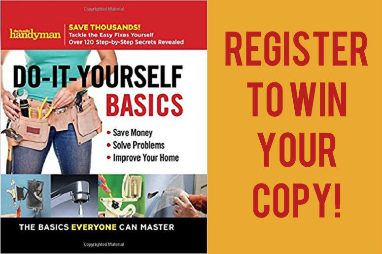 Register to win a copy of do it yourself basics book classic rock register to win a copy of do it yourself basics book solutioingenieria Choice Image
