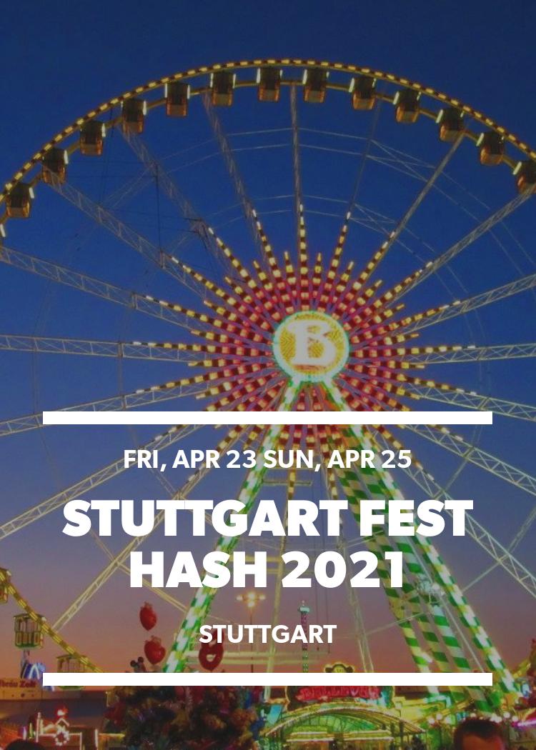 Stuttgart Fest 2021