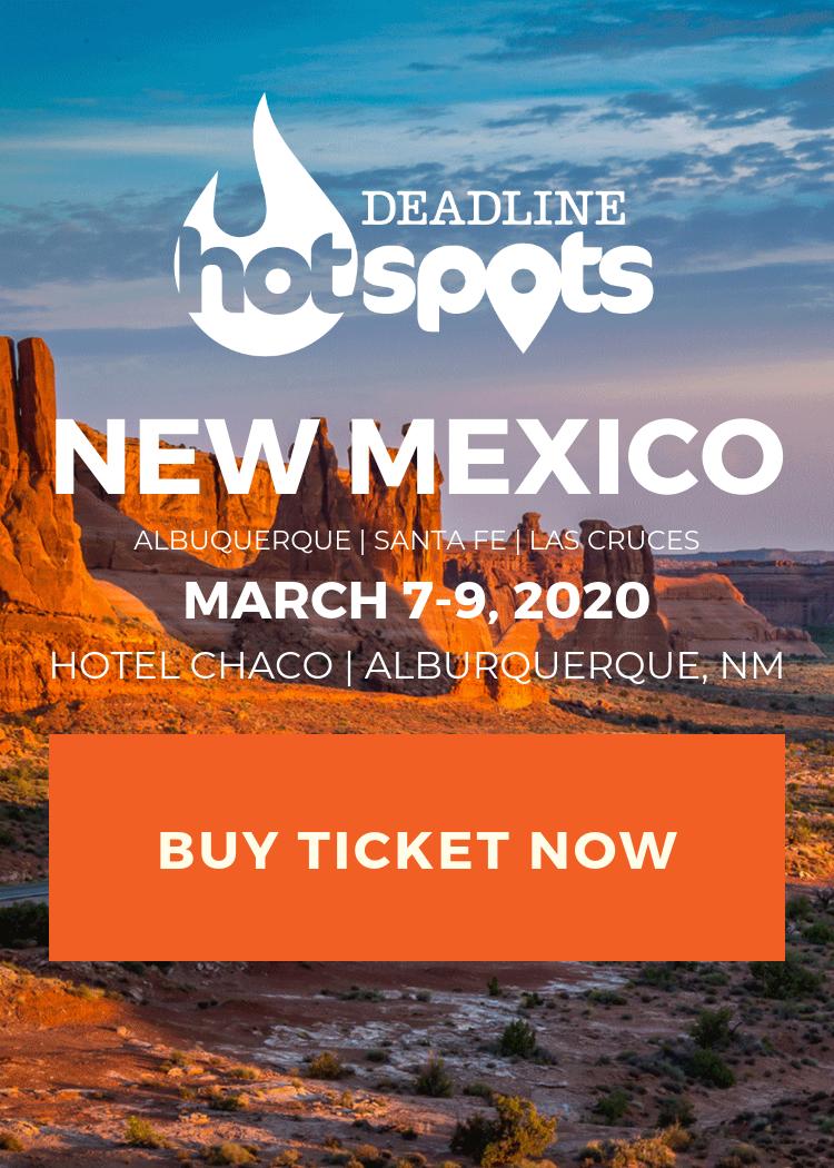Deadline Hot Spots: New Mexico