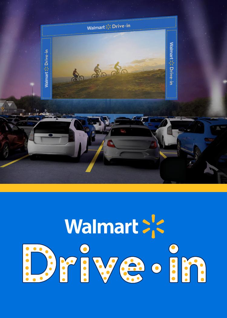 The Walmart Drive In