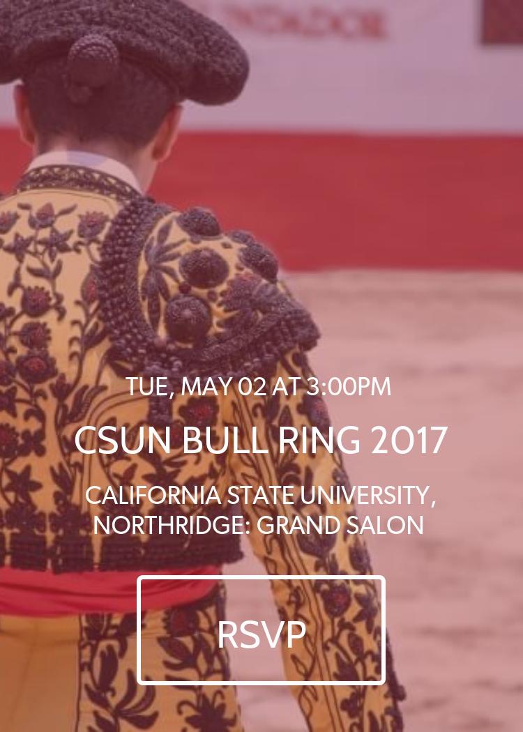 Csun Bullring Bull Ring
