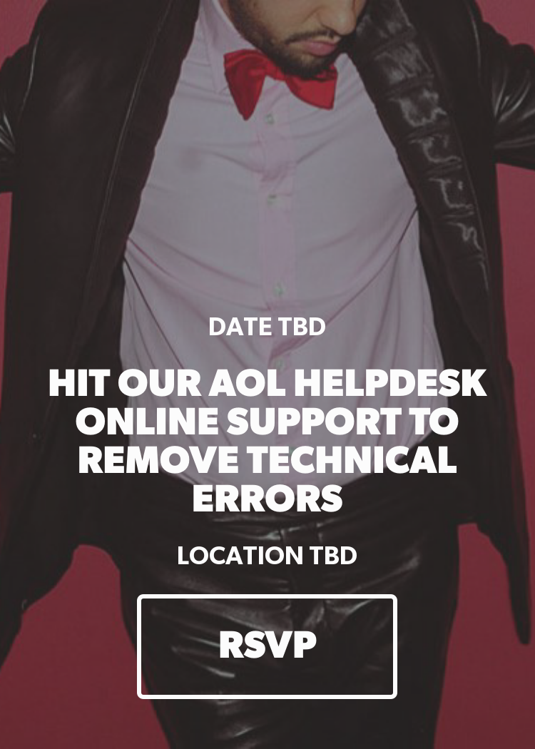 Hit Our AOL Helpdesk Online Support To Remove Technical Errors   Splash