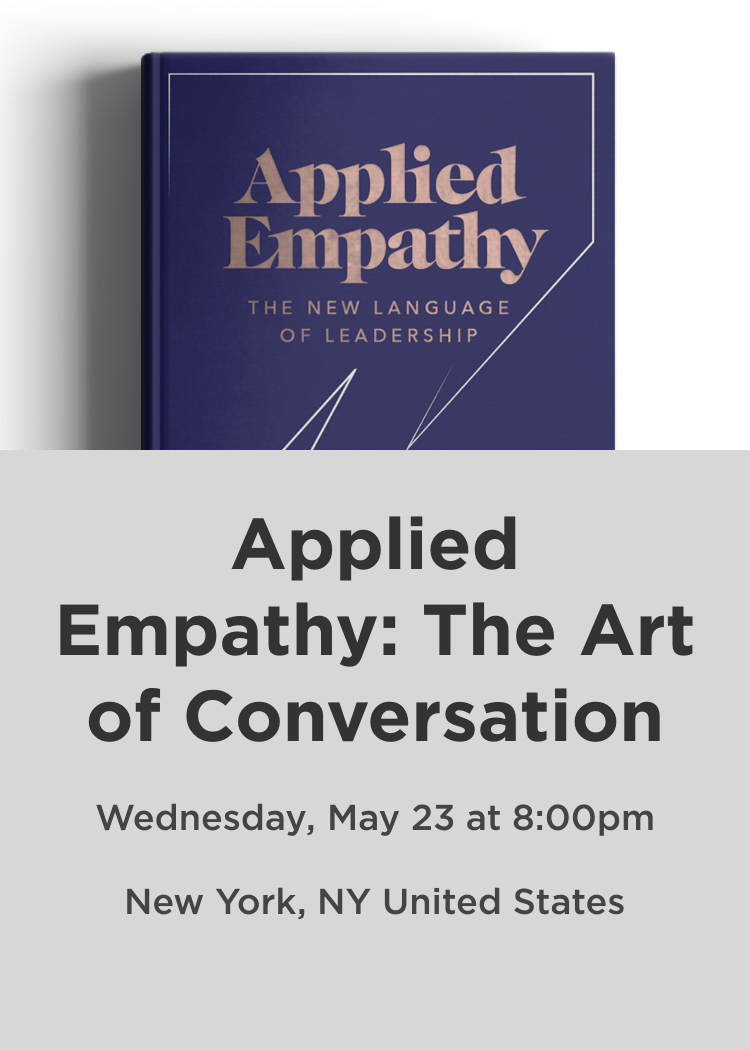 applied empathy the new language of leadership