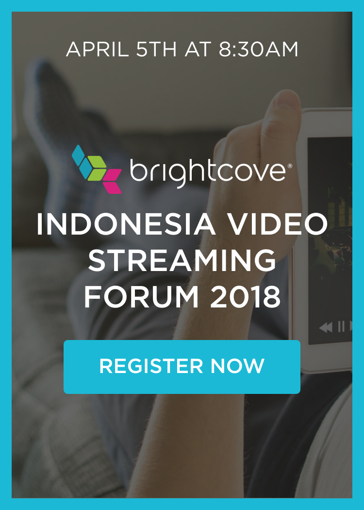 indonesia video streaming forum 2018