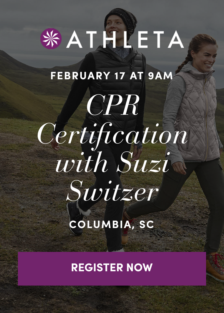 Cpr Certification With Suzi Switzer