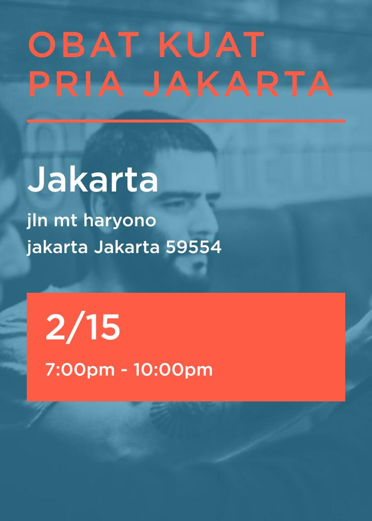Obat Kuat Pria Jakarta Splash