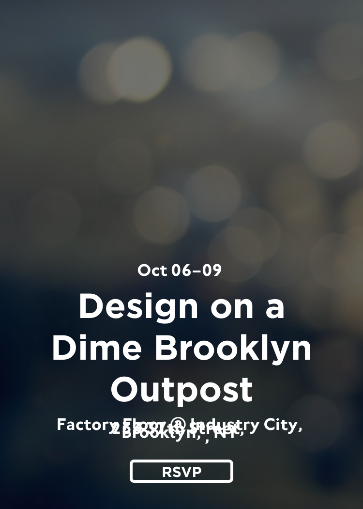 Design on a dime brooklyn outpost for Decor on a dime
