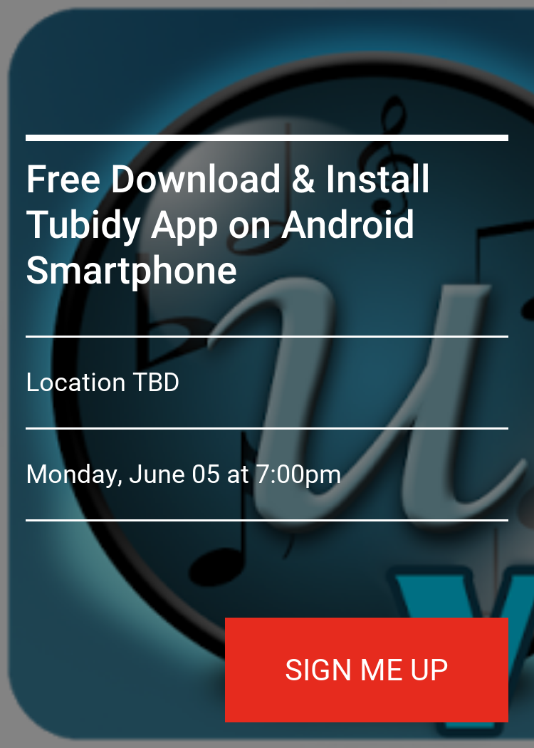 Free Download & Install Tubidy App On Android Smartphone - Splash
