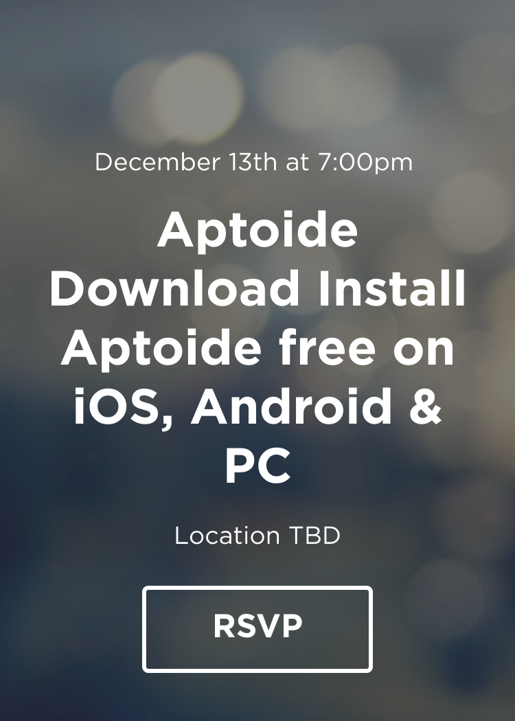 Aptoide Download Install Aptoide Free On IOS, Android & PC