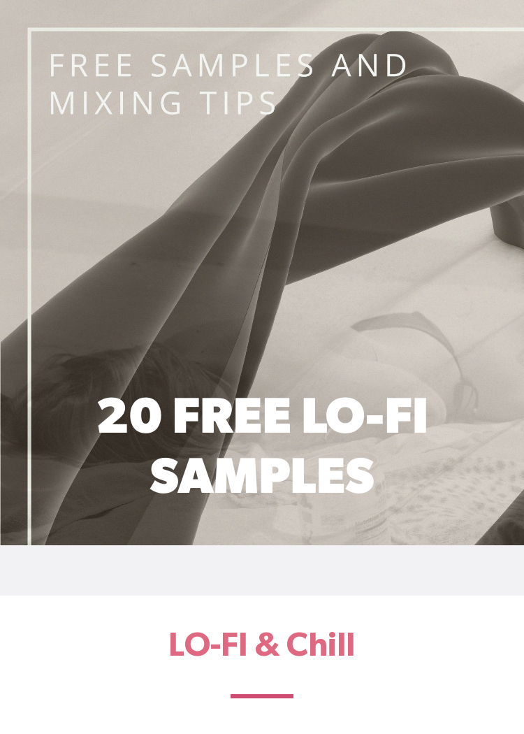 20 Free Lo-Fi Samples From Samplified