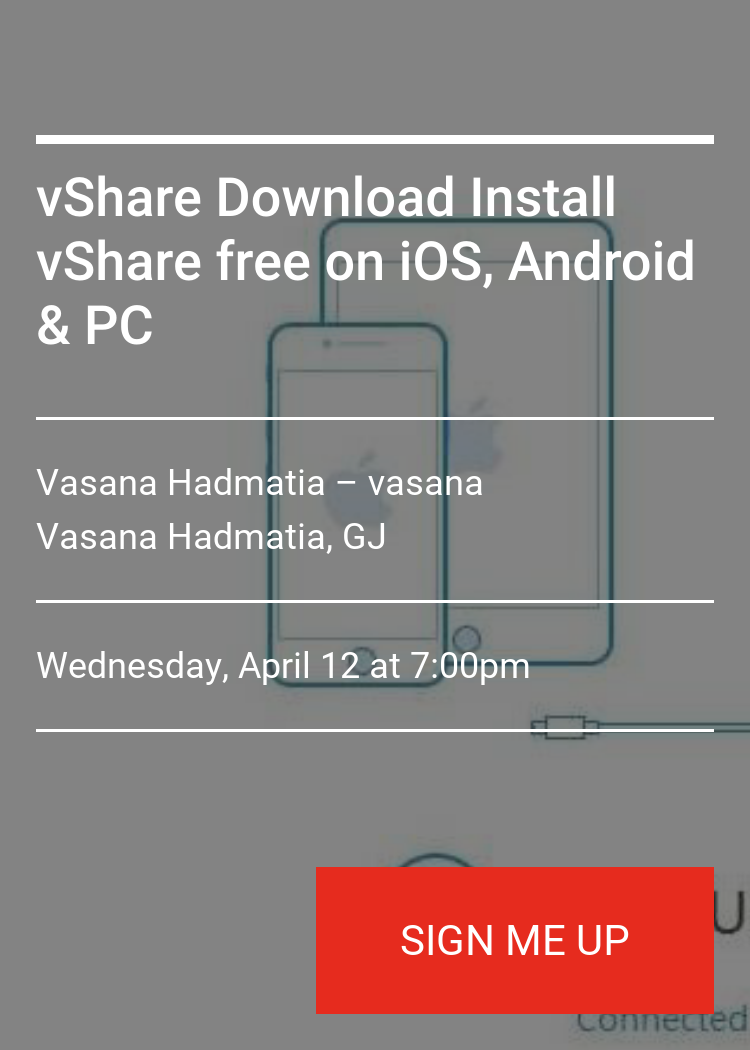 VShare Download Install VShare Free On IOS, Android & PC - Splash