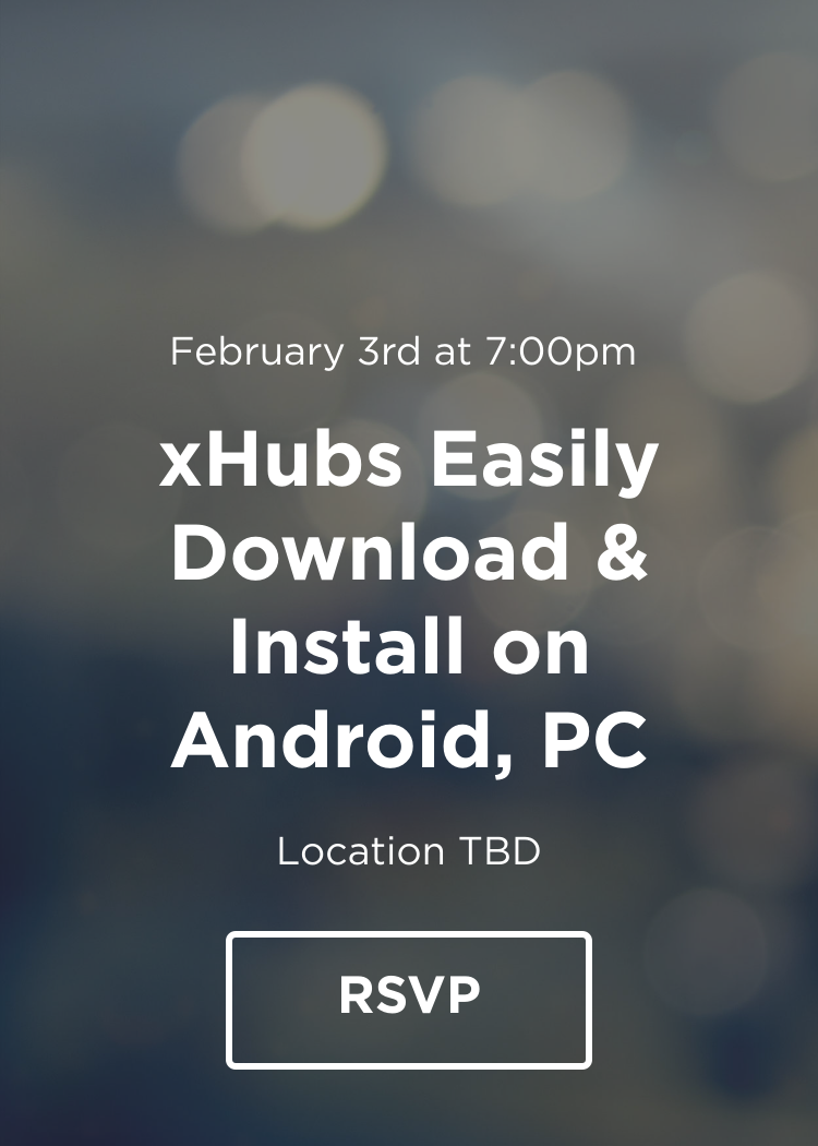 XHubs Easily Download & Install On Android, PC