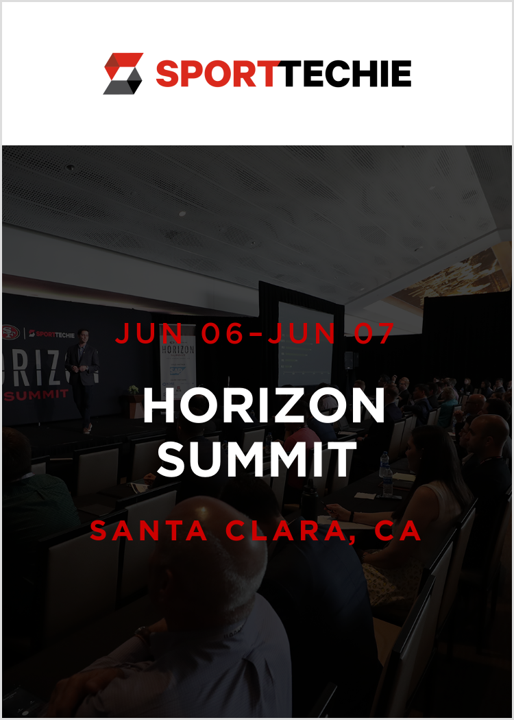 49ers And SportTechie Horizon Summit