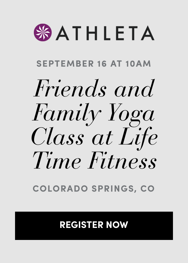 Friends And Family Yoga Class At Life Time Fitness Splash