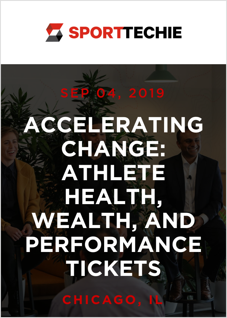 Accelerating Change: Athlete Health, Wealth, and Performance Tickets