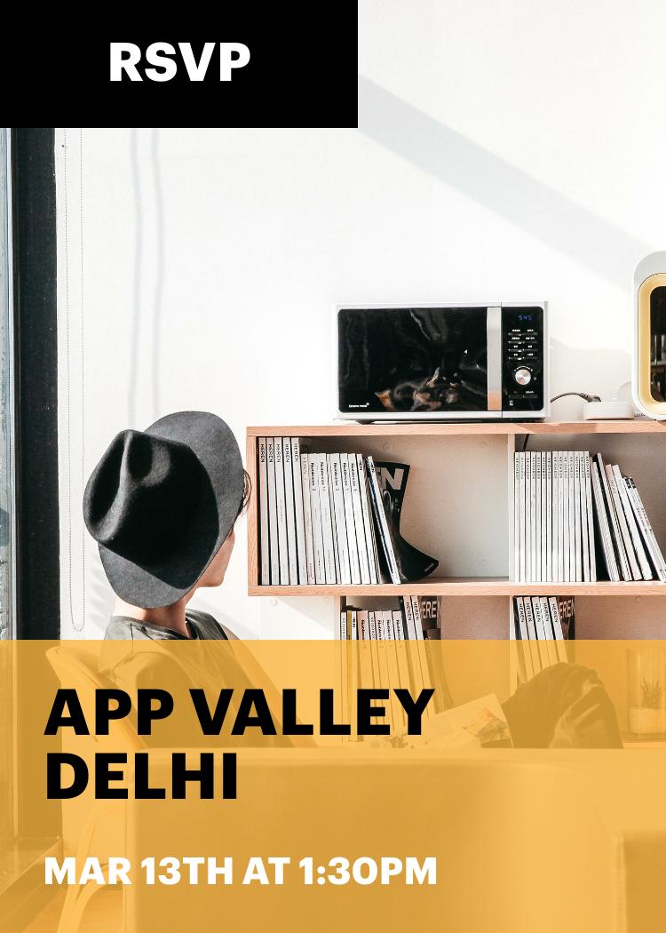 App Valley Delhi - Splash