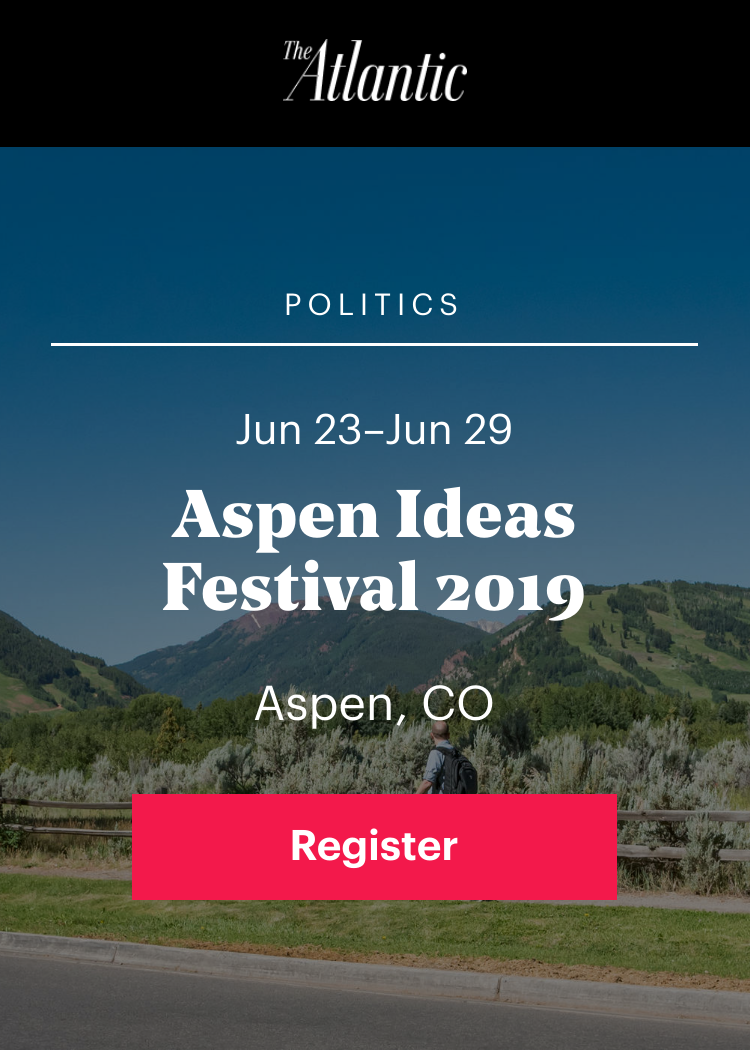 Aspen Ideas Festival 2020.Aspen Ideas Festival 2019